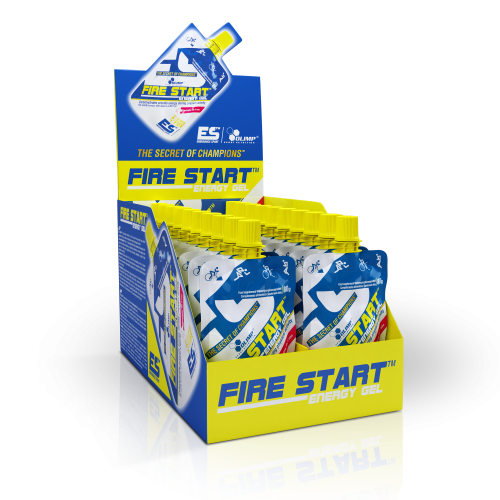 Olimp Fire Start Energy Gel 2x80g pak.