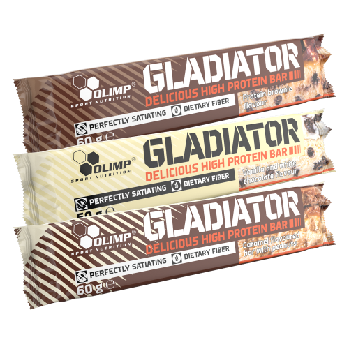 Olimp Gladiator Bar 60 g