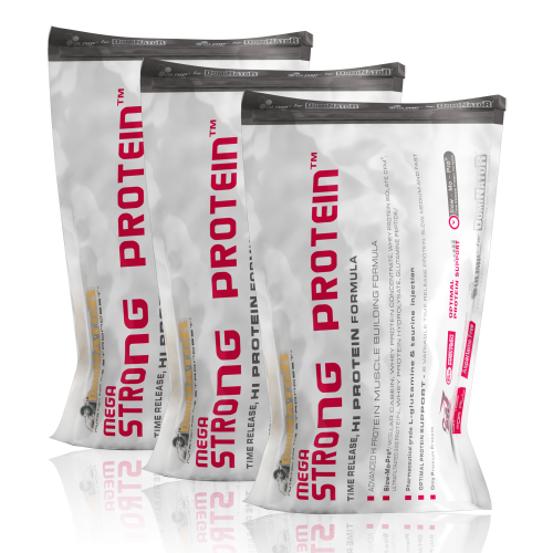 Olimp Mega Strong Protein 3x700g