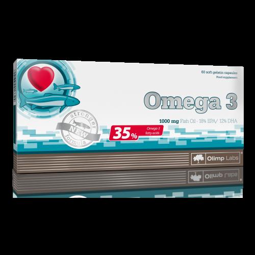 Olimp Omega 3  (35%) 1000 mg 60 kaps.
