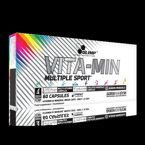 Olimp Vita-min multiple Sport 60 kaps. (su dovana!)