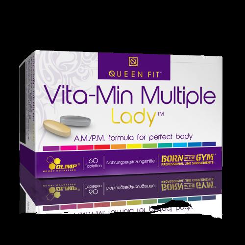 Olimp Queen-Fit Vita-Min Multiple Lady 60 tabl.