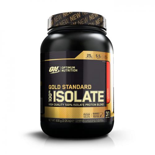 OPTIMUM NUTRITION GOLD STANDARD ISOLATE 930 g
