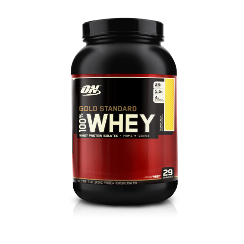 100% Whey Gold Standard 910 g