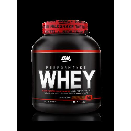 Optimum Nutrition Performance Whey 1900 g