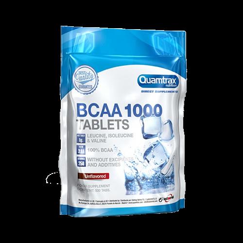 Quamtrax BCAA 1000 500 tabl.