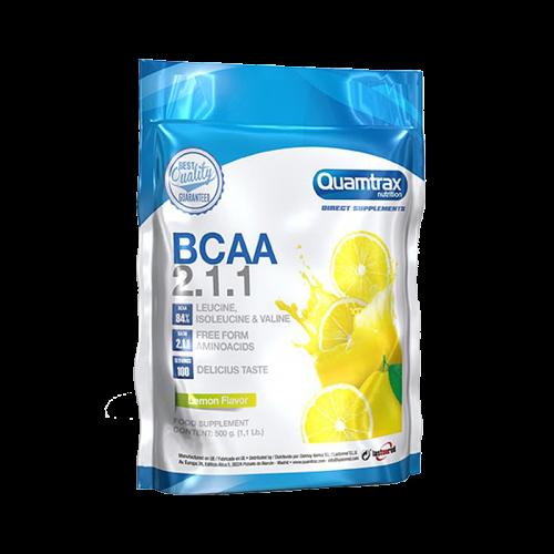 Quamtrax BCAA 2:1:1 500 g
