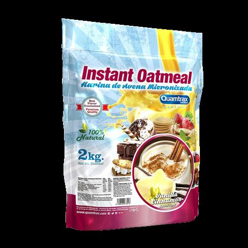 Quamtrax Instant Oat meal 2000 g (tirpios avižos)