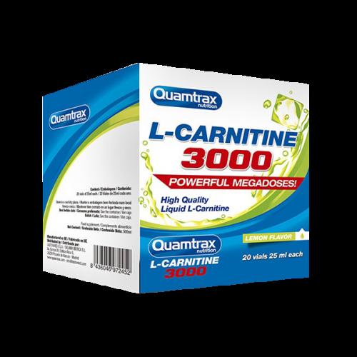 Quamtrax L-Carnitine 3000 25 ml
