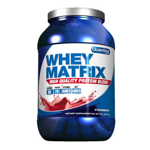 Quamtrax Whey Matrix 2267 g