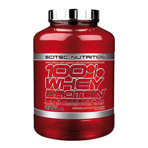 Scitec 100% Whey Protein Professional