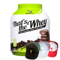 Sport Definition Thats the Whey 700g/2270g ir kepurėlė dovanų!