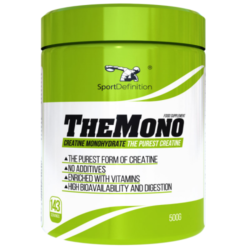 Sport Definition TheMono (kreatino monohidratas) 500g