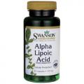 Swanson Alpha Lipoic Acid 100 mg 120 kaps.