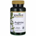 Swanson L-arginine 500 mg 100 kaps.
