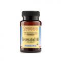 Swanson Resveratrol 100 mg  30 kaps.