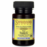 Swanson Natural Vitamin K2 30 kaps.