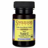 Swanson Vitaminas K2 30 kaps.