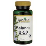 Swanson Balance B-50 Complex 100 kaps.
