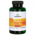 Swanson Biotinas 5000mcg 100 kaps.