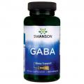 Swanson GABA 500mg 100 kaps.