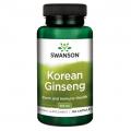 Swanson Korean Ginseng (kininis ženšenis) 500 mg 100 kaps.