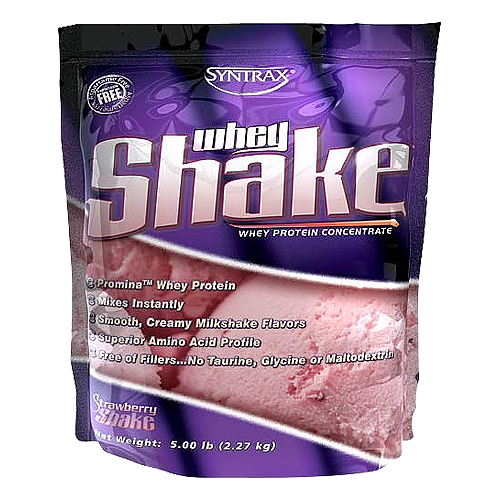 Syntrax Whey Shake 2,27 kg