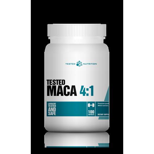 Tested Nutrition MACA 4:1 (100 kaps.)