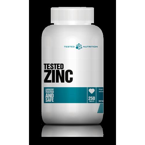 Tested Nutrition Zinc (250 tab.)