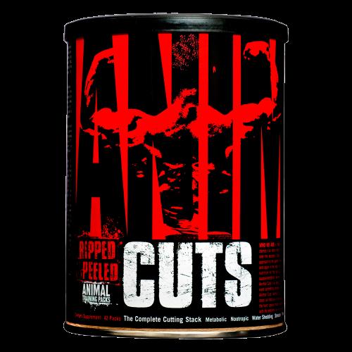 Universal Animal Cuts 42 pak.