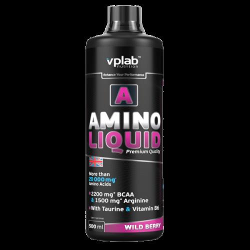 VPLab Amino Liquid 500 ml ir dovana!