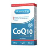 VP Laboratory kofermentas Q10 30 kaps.
