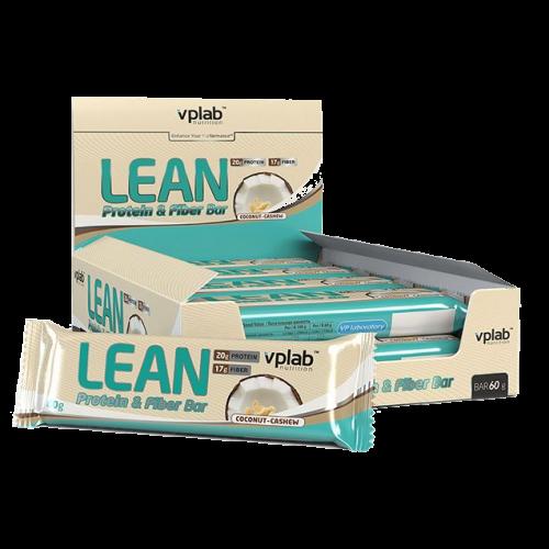 VPLab Lean Protein & Fiber Bar 60g
