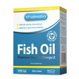 VP Laboratory Fish Oil 60 kaps.