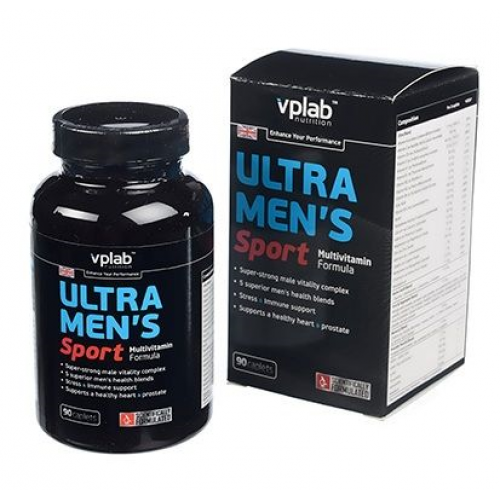 VPLab Ultra Men's Sport Multivitamin Formula