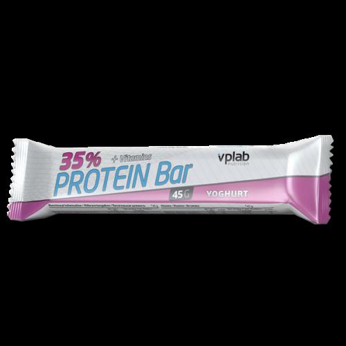 VpLab 35% Protein Bar 5x 45 g