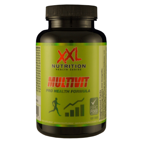 XXL Nutrition Multi Vitamin 120 tab.