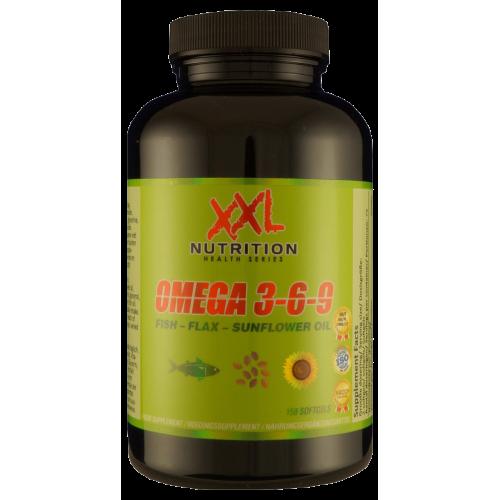 XXL Nutrition Omega 3-6-9 150 kaps.