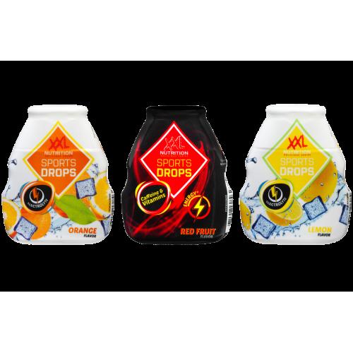 XXL Nutrition koncentruotas saldiklis 48ml