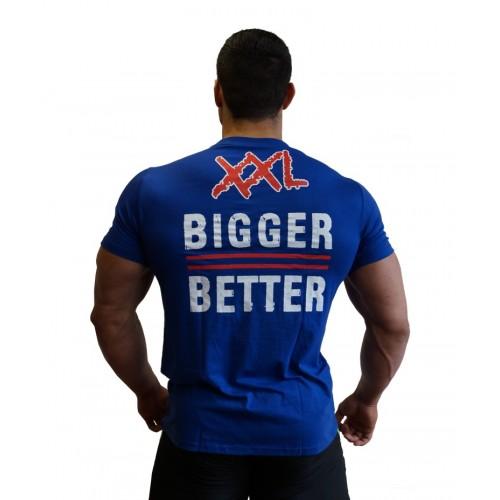 XXL Nutrition marškinėliai Bigger is Better