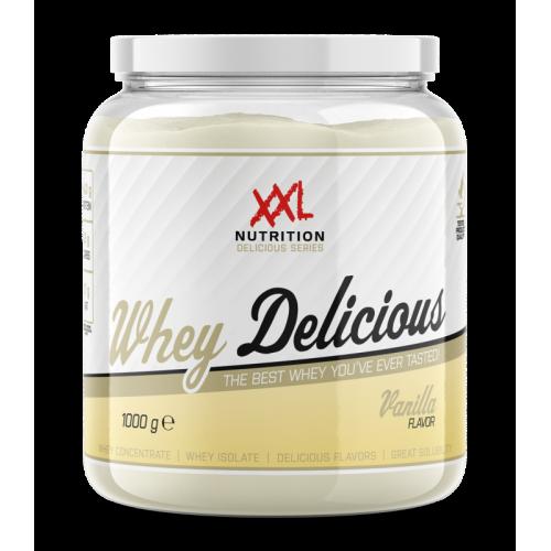 XXL Nutrition Whey Delicious 1000 g