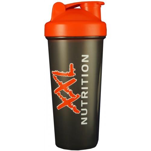 XXL Nutrition juoda plaktuvė 700 ml