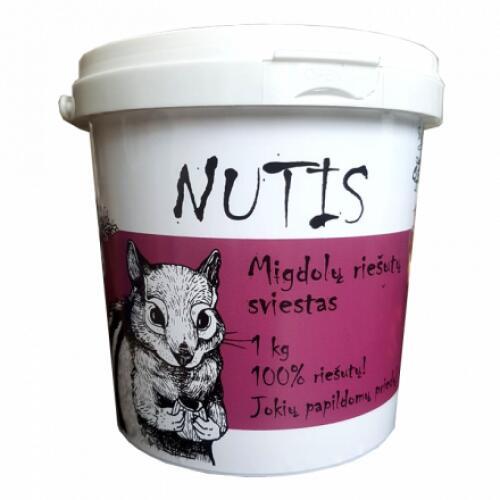 NUTIS Migdolų riešutų užtepas 1 kg