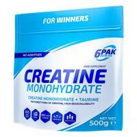 6PAK Nutrition Kreatino monohidratas 500g