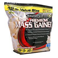 Muscletech 100% Premium Mass Gainer 5400 g