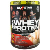 SIX STAR (Muscletech) 100% WHEY PROTEIN PLUS 907g