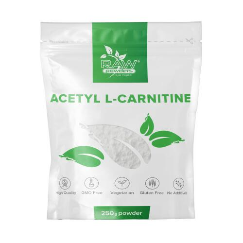 Raw Powders Acetil-L-karnitinas milteliais