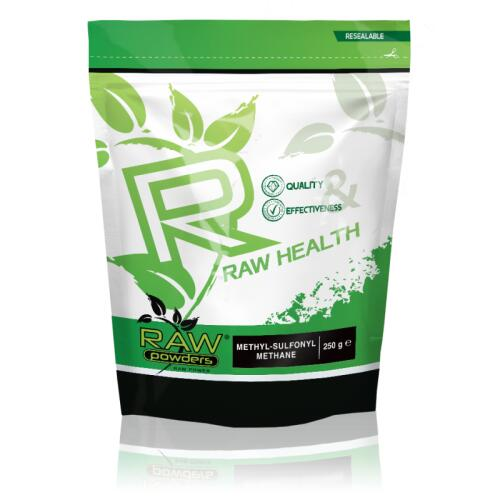 Raw Powders MSM 250 g