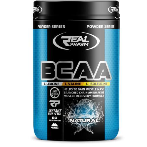 Real Pharm BCAA 400 g