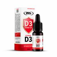 Real Pharm Vitaminas D3 2000UI 30ml